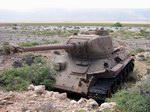 Танки Т-34 на Сокотре