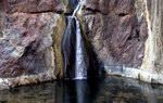 Каскадные водопады на Сокотре