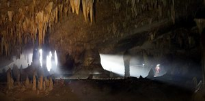 Hoq cave, Socotra island