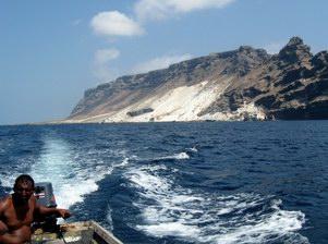 остров Дарса, архипелаг Сокотра