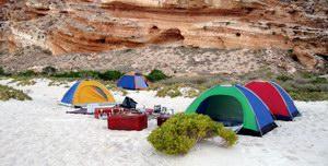 Beach in Shuab, Socotra, Yemen