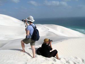 Dunes on Socotra