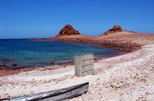 Di Hamri marine preserve, Socotra island