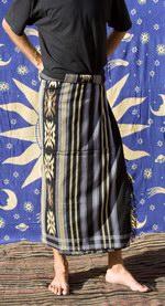 Йеменская мужская юбка - фута