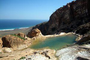 Homhil Area, Socotra island