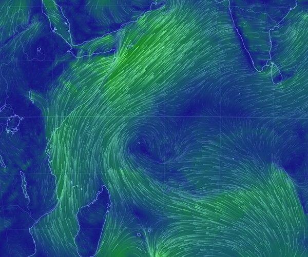 Схема ветров