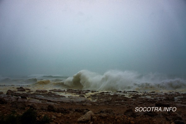 Storm on Socotra