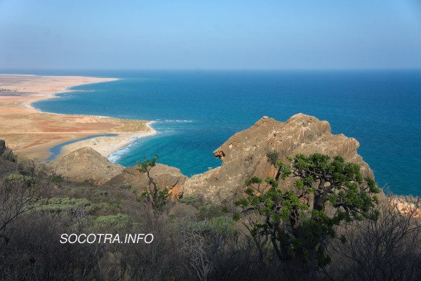 New trekking routes on Socotra